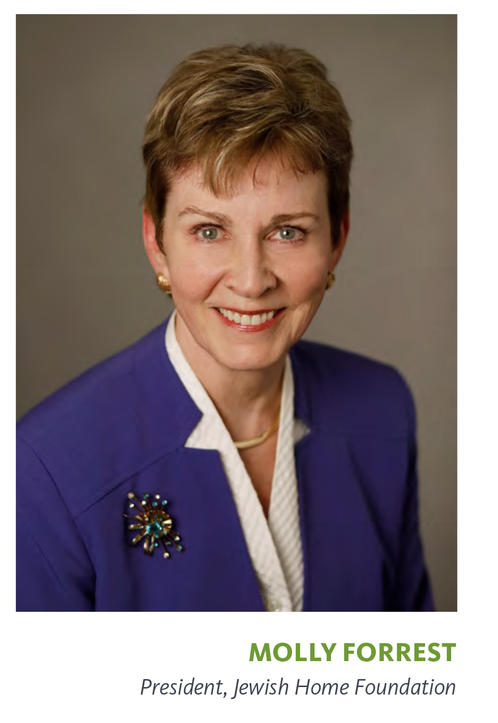 Letter from Board Chair Molly Forrest