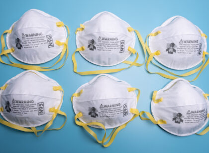 Working Together Through PPE Shortage